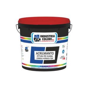 Acrilmanto Pittura per guaina stirolo acrilica top Industria Colori Napoli