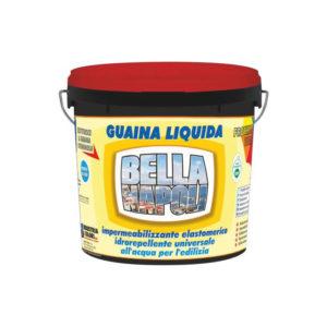 Bella Napoli Guaina liquida elastomerica 300% Industria Colori Napoli