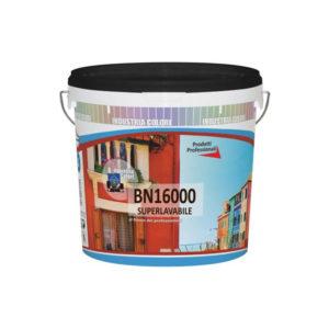 B16000 Superlavabile base neutra interni ed esterni Industria Colori Napoli