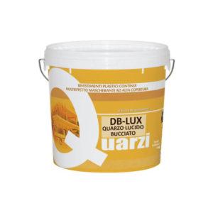 DB-LUX Quarzo lucido bucciato per esterni Industria Colori Napoli