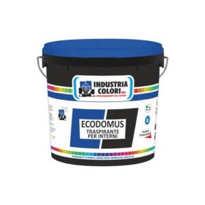 Ecodomus Traspirante per interni Industria Colori Napoli