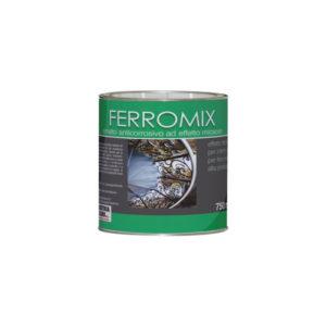 Ferromix Vernice anticorrosiva all'ossido di ferro micaceo Industria Colori Napoli
