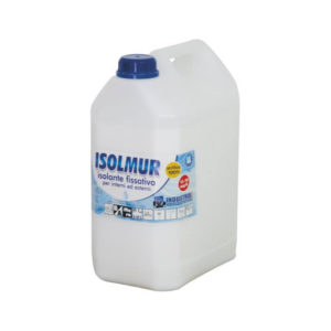 Isolmur Isolante acrilico – diluizione 1:5 Industria Colori Napoli