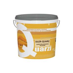 Siloz Quarz Quarzo acril-silossanico Industria Colori Napoli