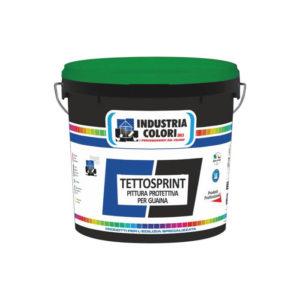 Tettosprint Pittura protettiva per guaina Industria Colori Napoli